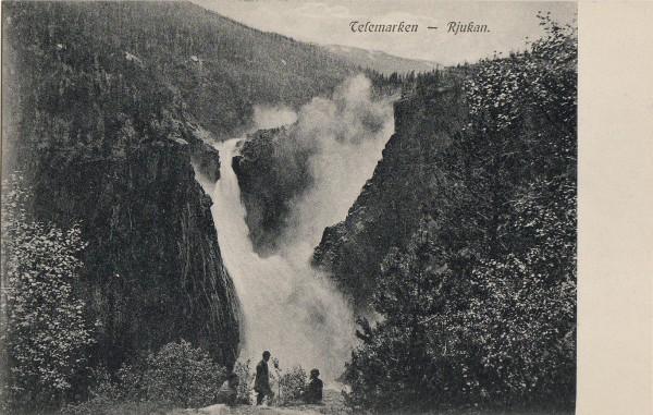 Telemarken - Rjukan.