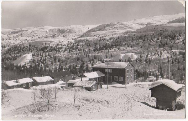 Rjukan Fjellstue. Norge.
