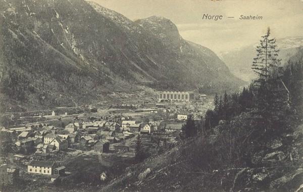 Norge - Saaheim