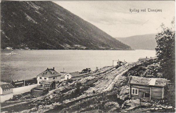 Rollag ved Tinnsjøen
