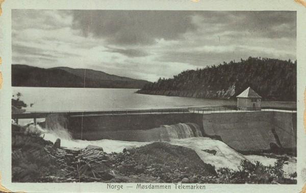 Norge - Møsdammen Telemarken