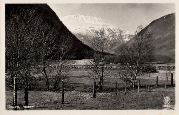 Gausta, Rjukan