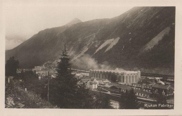 Rjukan Fabriker.
