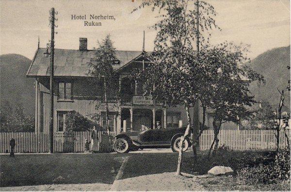 Hotel Norheim, Rukan